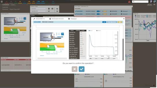 Maintenance interactive tool PM
