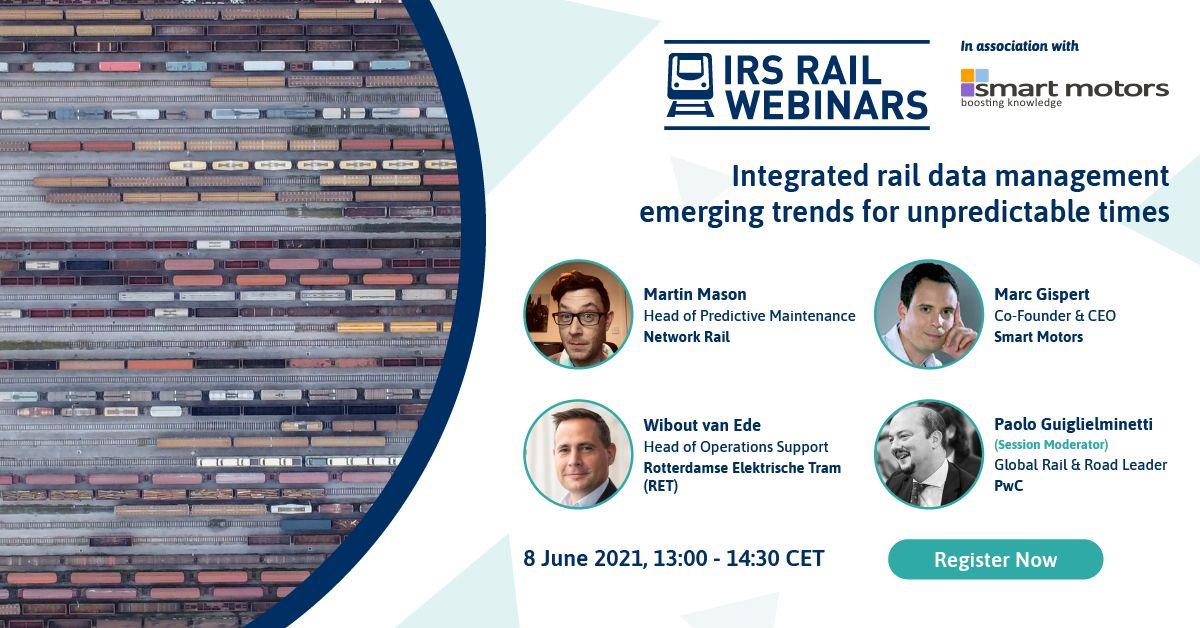 Webinar 8 June, Integrated rail data